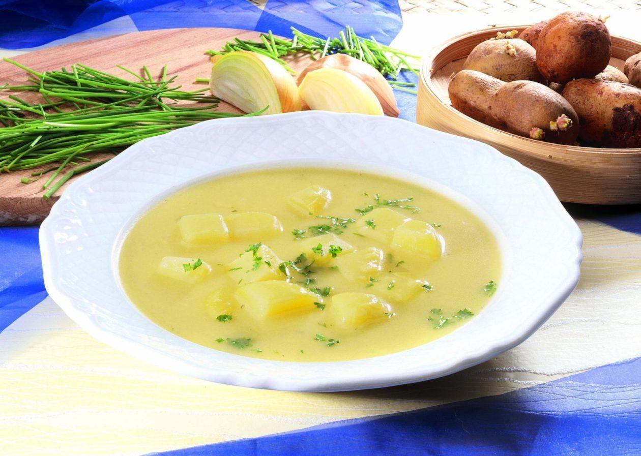 buttermilchsuppe