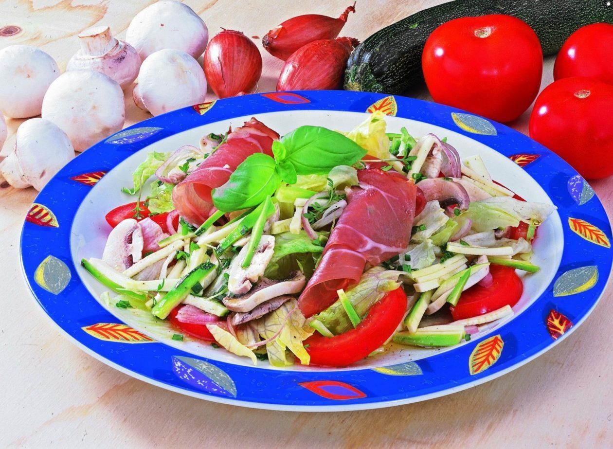 Italienischer Salat - BCM Diät Rezepte.ch