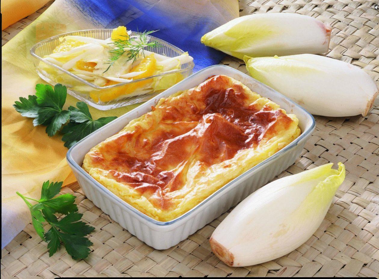 Käse-Kartoffel-Soufflé - BCM Diät Rezepte.ch