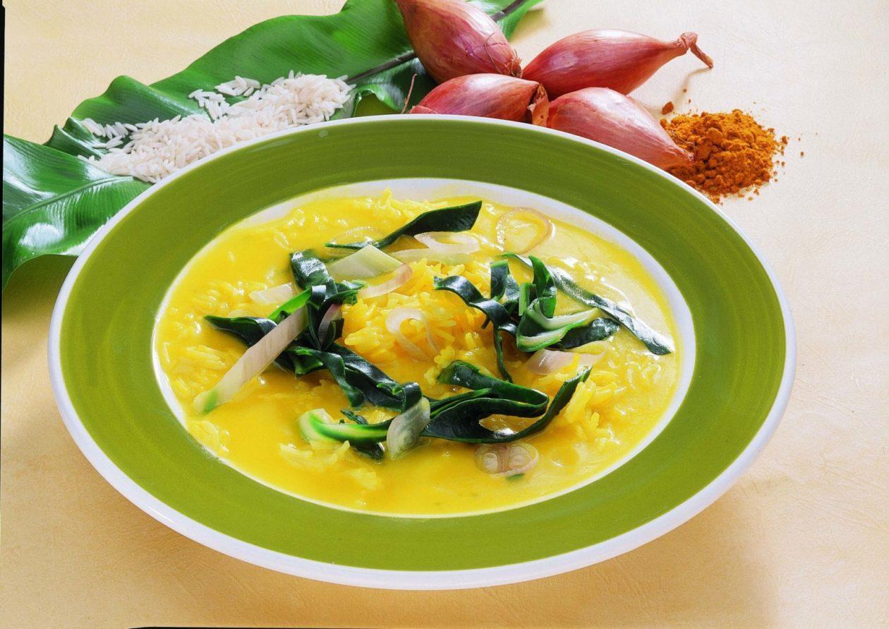 Mangoldsuppe - BCM Diät Rezepte.ch