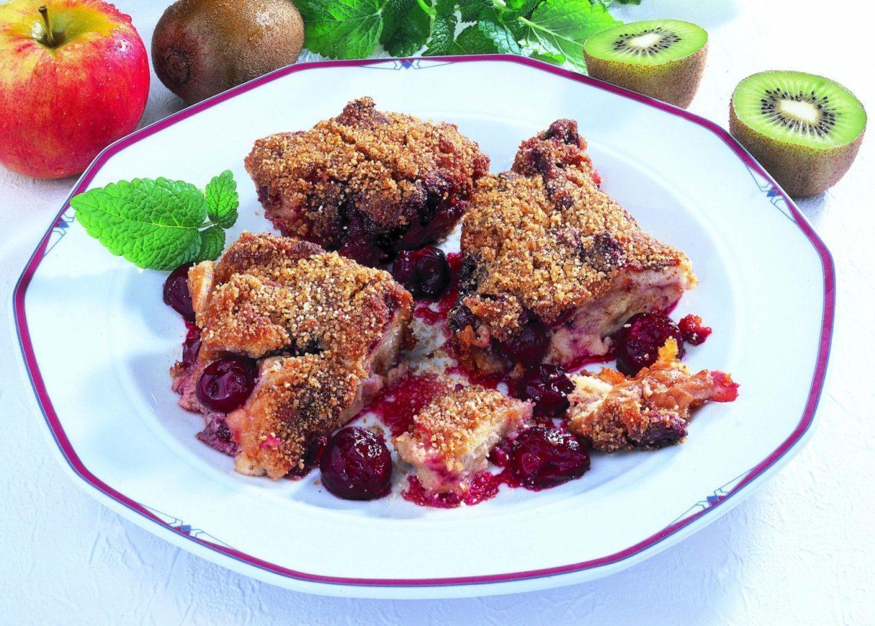 Semmel-Auflauf - BCM Diät Rezepte.ch