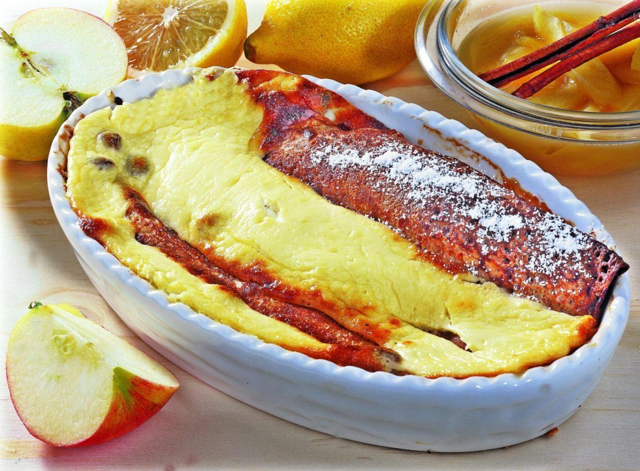 Topfen-Palatschinken - BCM Diät Rezepte.ch