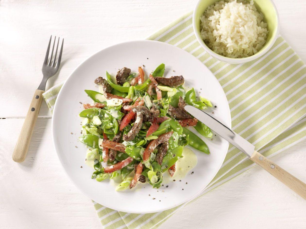 Bunter Couscous-Salat - BCM Diät Rezepte.ch