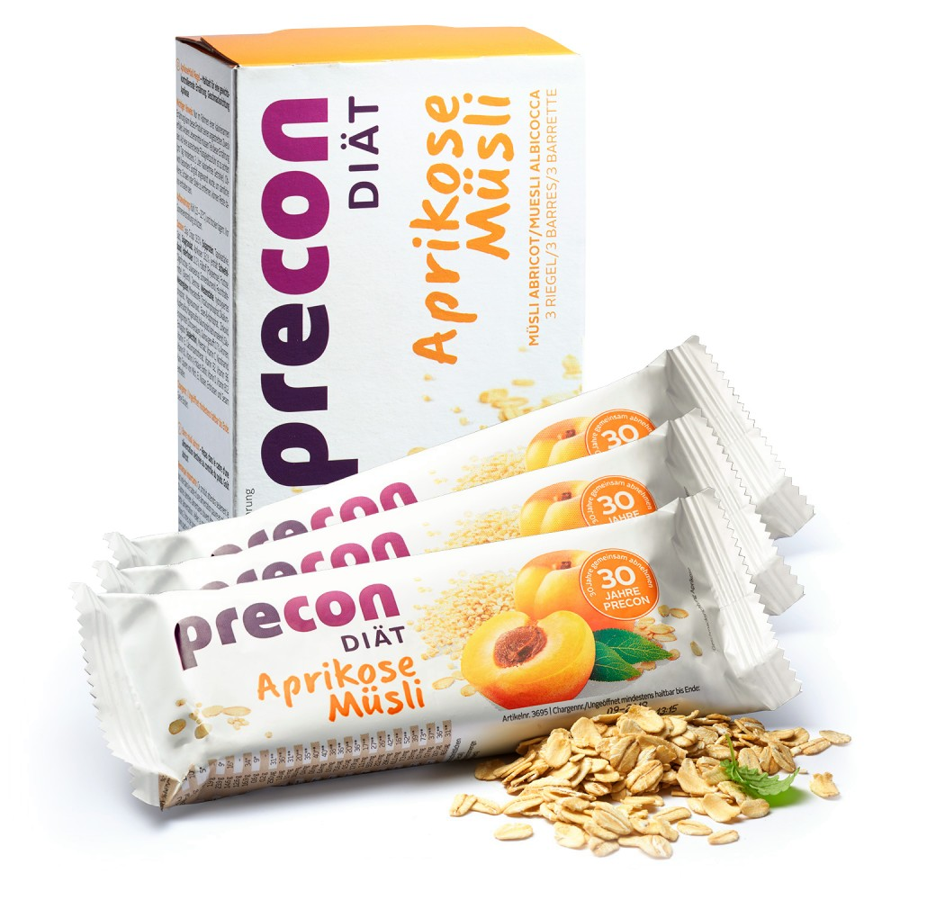 Image of Precon ´´AprikoseMüsli Riegel´´