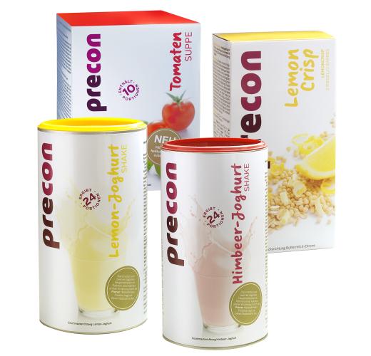 Image of Precon Diät - Neuheiten-Paket (4 Artikel)