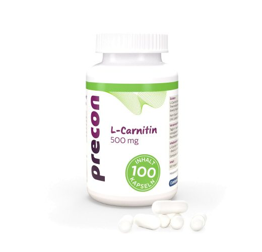 L-carnitina 500 capsule